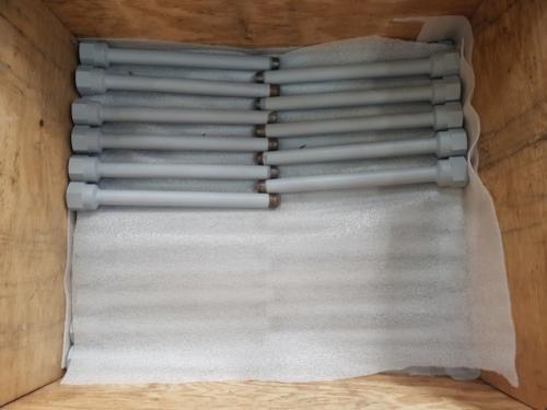 Embalaje y carga del material pintado 5